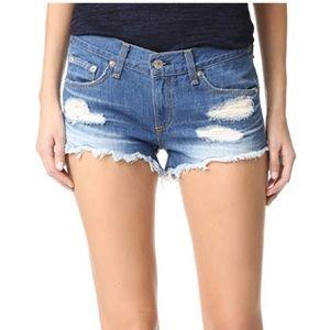 {Rag & Bone} The Cutoff Shorts Freeport Size 25